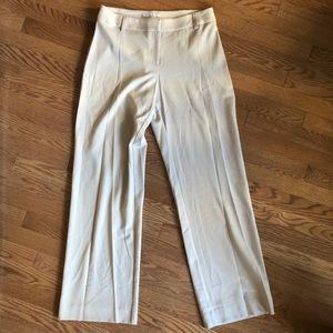 CAbi Classic beige trouser, size 8
